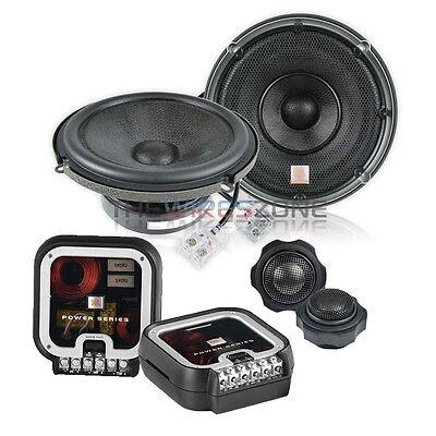 "JBL P660C 6.5"" 2-Way 270 Watts Component Car Audio Speaker System 270W 6-1/2"""