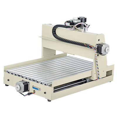 Desktop 3040 Cnc Router 3 Axis Engraver Wood Pcb Engraving Milling Machine 400w