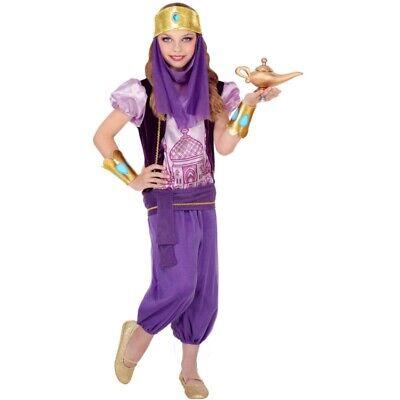 Märchen Prinzessin Aladin 1001 Nacht Kinder Mädchen Kostüm - Arabische Nacht Kostüme