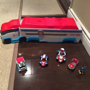 Paw Patroller Toy Rescue Vehicle