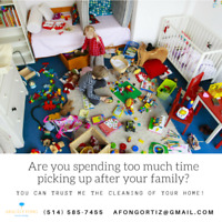 Do you spend too much time picking up after your family?