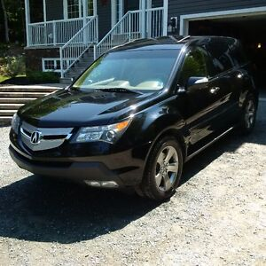 2009 Acura MDX SUV with Entertainment Package, Crossover