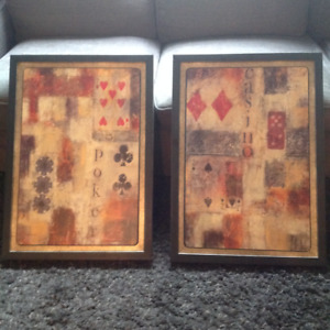 Two Casino Style Pictures