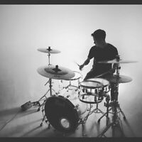 Music Lessons (Drum, finger-style guitar, and music theory)