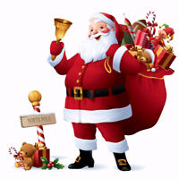 SANTA NEEDS YOU! Local Managers/Sales Associates Needed