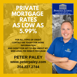 Private Mortgage Options