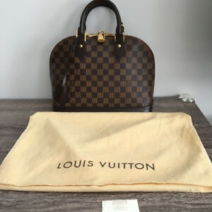 Louis Vuitton Alma PM - Damier Ebene
