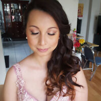 GLAMAROUS HAIR AND MAKEUP SERVICES AT SPECIAL RATES
