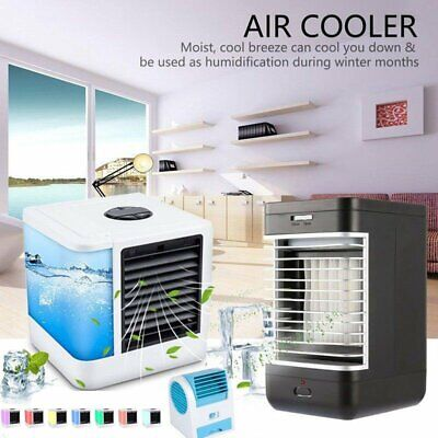 Arctic Air Conditioner Portable Fan Personal Space Air Cooler Humidifier HOT FAN