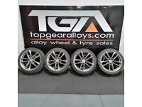 """18"""" RS6-C STYLE ALLOYS & TYRES"""