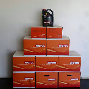 Motul 5w40 8100 X-Cess engine oil - $45 SALE