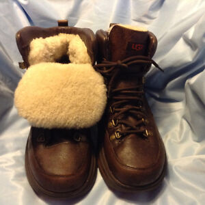 Men's WATERPROOF UGG BOOTS Lace up GOOD CONDITION