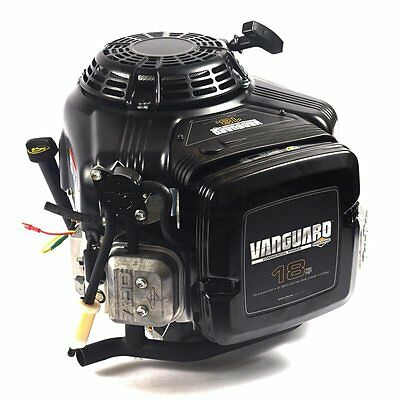 "Briggs & Stratton 18 HP Vanguard Engine WAWB 1"" x 3-5/32"" #356776-0008"