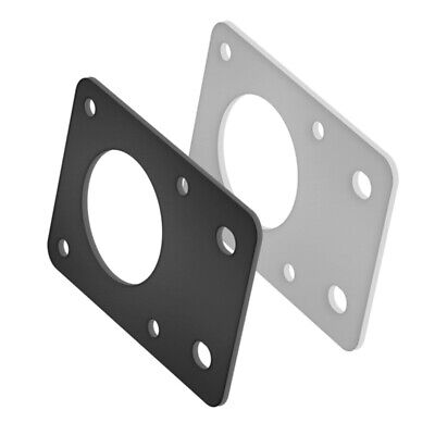 Mounting Bracket For Nema 17 Stepper Motor 3d Printer 2020 2040 Profiles 42mm