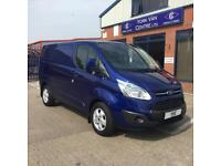 Ford Transit Custom 2.2TDCi ( 125PS )270 L1H1 Limited