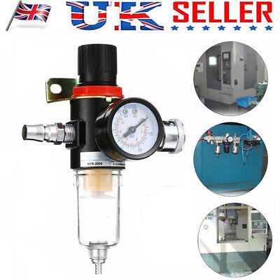 AFR 2000 Air Pressure Regulator Oil-Water Separator Filter Airbrush Compressor