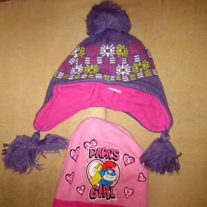 LOT OF GIRLS SIZE 7-10 WINTER WEAR; SOME BARELY WORN; 5 IN TOTAL Sarnia Sarnia Area image 4