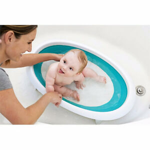 NAKED 2-position collapsible baby bathtub