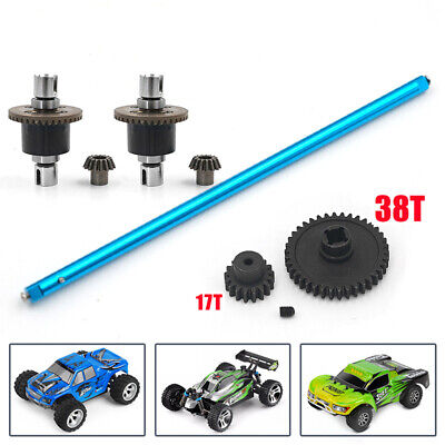 Car Parts - Metal Upgrade Kit For WLtoys A959/A979/A959-B/A979-B 1/18 RC Car Assembly Parts