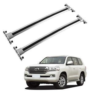 Roof Rack Crossbars Carrier for Toyota Land Cruiser 2008 - 2018