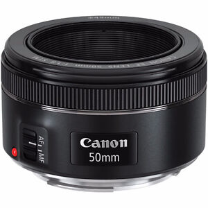 Canon 50mm STM ii lens - USED ONCE