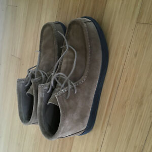Mens Atmosphere Chukka boots