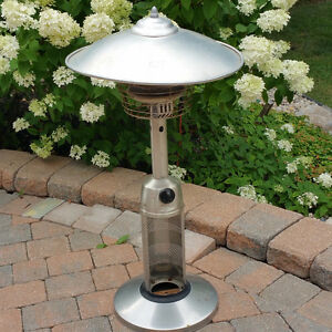 Portable Stainless Steel Gas Patio Heater