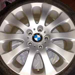 BMW Factory Rims and Tires with Excellent Tread! Kitchener / Waterloo Kitchener Area image 6