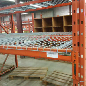New Wire Mesh Decking For Pallet Racking In Stock