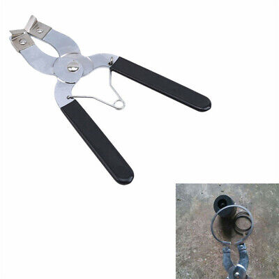 Piston Ring Compressor Installer Ratchet Plier Remover Expander Engine Tools GA