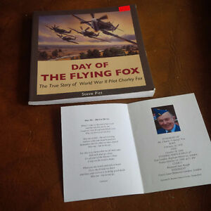 Day of The Flying Fox, Steve Pitt, 2008, Signed by Author