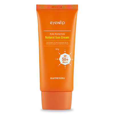 [EYENLIP] Pure Perfection Natural Sun Cream (SPF50+/PA+++) 50g / Moisture