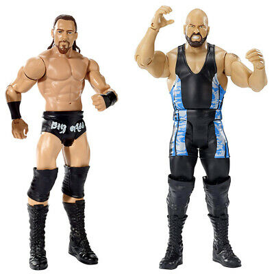 2x WWE NXT Big Cass & Big Show Wrestling Action Figure Kid Child Toy Battle - 2 Pack Wwe Toy