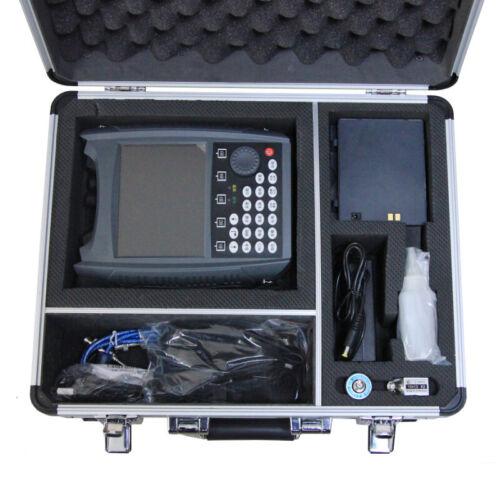 SUB110 Professional Digital Ultrasonic Flaw Detector & Suitcase Range 0-9999mm
