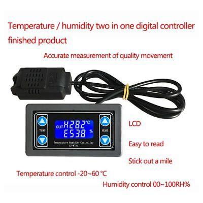 Xy-wth1 Digital Humiditytemperature Controller Thermostat Hygrometer Regulator