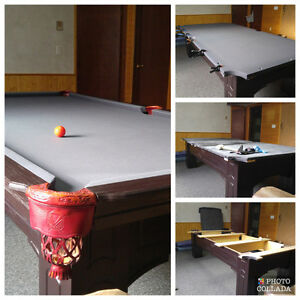 Stan The Man - Professional Pool Tables Installer. Edmonton Edmonton Area image 7