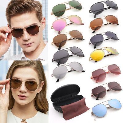 Aviator Polarized Sunglasses For Women Men Girls Boys Mirror Lens Sports (Aviator Sunglasses For Boys)