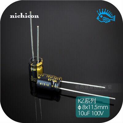 550pcs 10uf 100v Kz Muse Nichicon Audio Electrolytic Capacitor