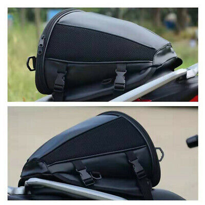 Motorcycle Accessories Rear Trunk Waterproof Back Seat Luggage Tail Bag