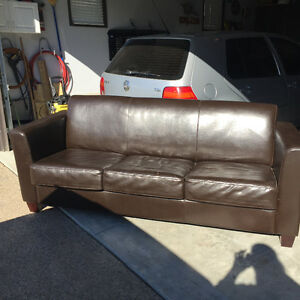 Couch and chair combo