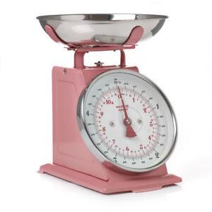 Retro 50's style steel kitchen scale (reg $60)