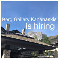 Art Gallery Manager and Gallery Assistant