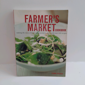 Farmer's market cookbook