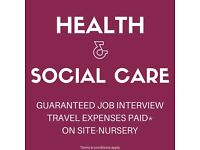 Level 3 Diploma in Health & Social Care (Funded Course)
