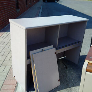 Free - office furniture and cork boards
