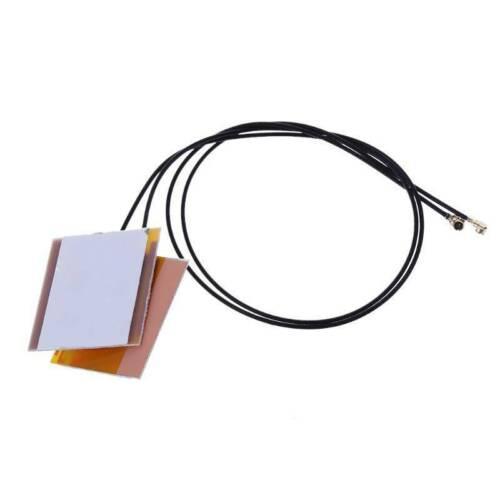1 Pair Laptop WiFi Internal Wireless Antenna for Bluetooth A