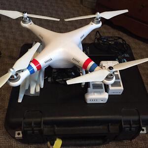 DJI Phantom 2 v2. H3-3D gimbal, Case, FPV setup and Accessories Kitchener / Waterloo Kitchener Area image 2