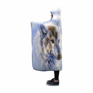 Comfy Custom Hooded Wearable Blanket
