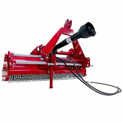 Titan 48 3-point Flail Mower With Hydraulic Side Shift