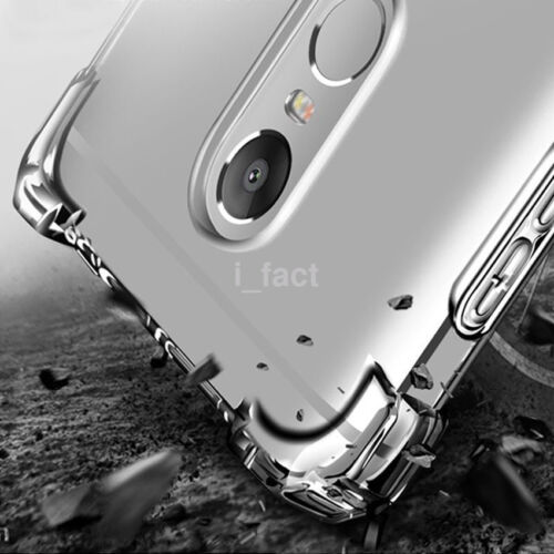 New Shockproof Silicone Soft TPU Case Cover Skin For Xiaomi & Redmi Cellphone CA